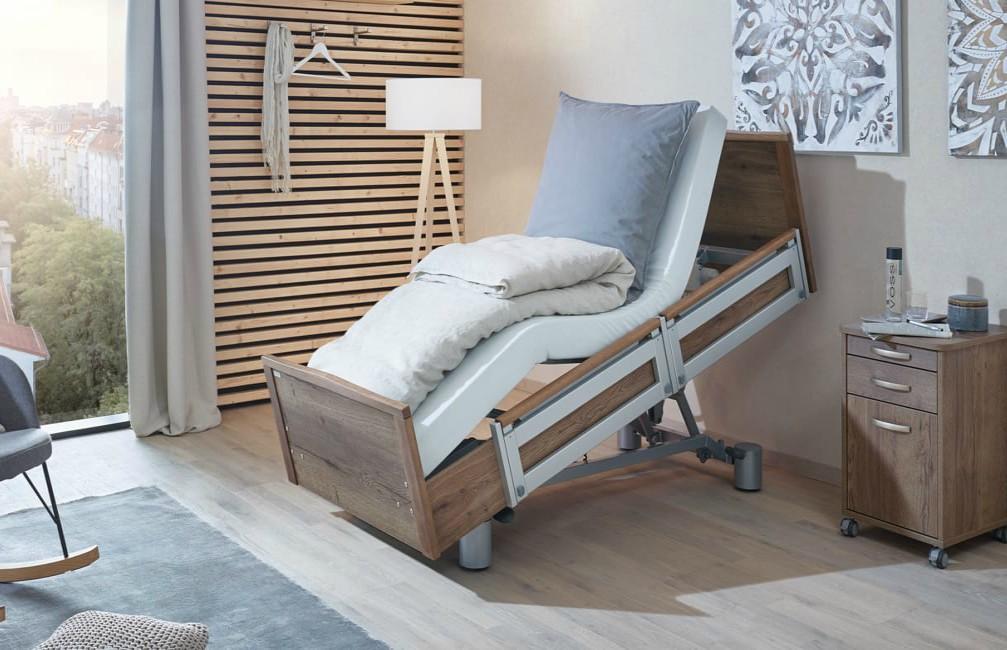 Bello Sonno Single Profiling Bed