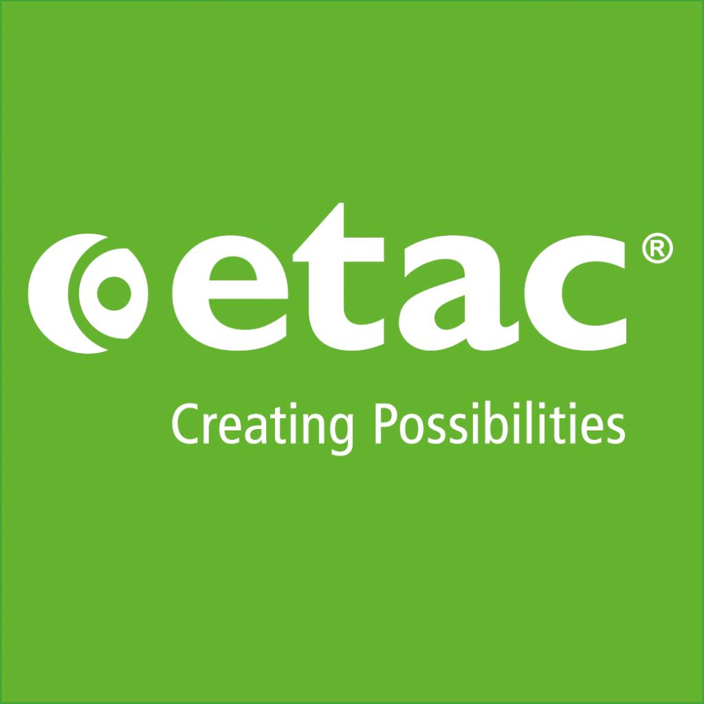 Etac Creating Possibilities logo