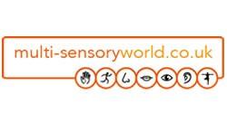 multi-sensory world logo