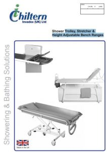 trolley stretcher and bench brochure