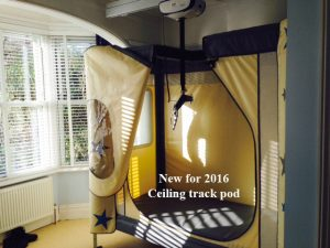 Ceiling-track