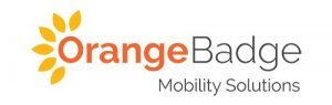 Orange badge solutions logo