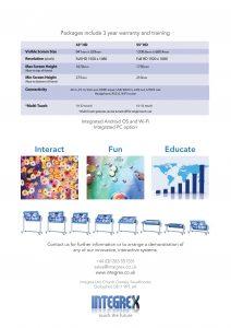Visilift plus leaflet