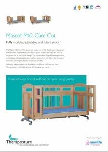 Mascot MK2 Care Cot